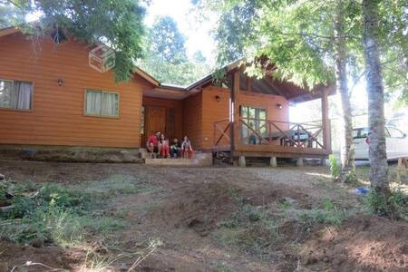 Cabaña en Lago Caburgua - Temuco
