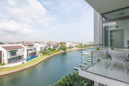 Stylish and luxurious lifestyle on Sentosa - Singapura - Apartamento