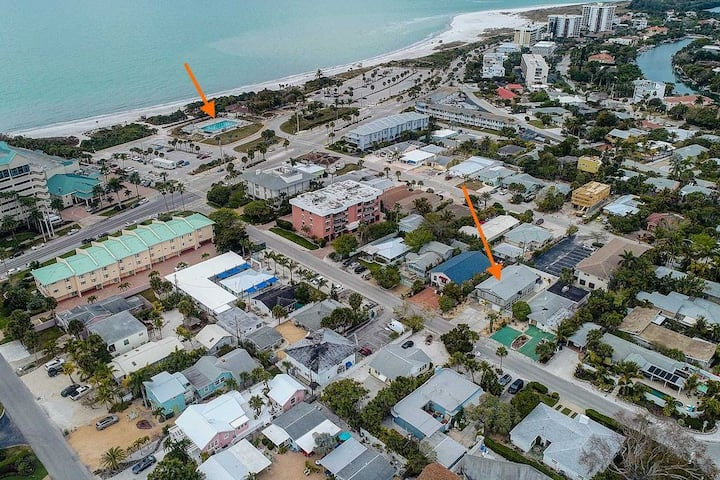 Double Up on Lido Key Location and Vacation Experience!