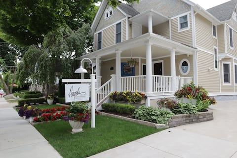 The Queen Anne in Historic Northville