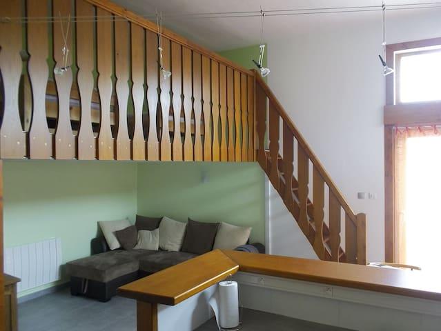 Appartement-studio entre lacs et montagne - Bons-en-Chablais - Apartment
