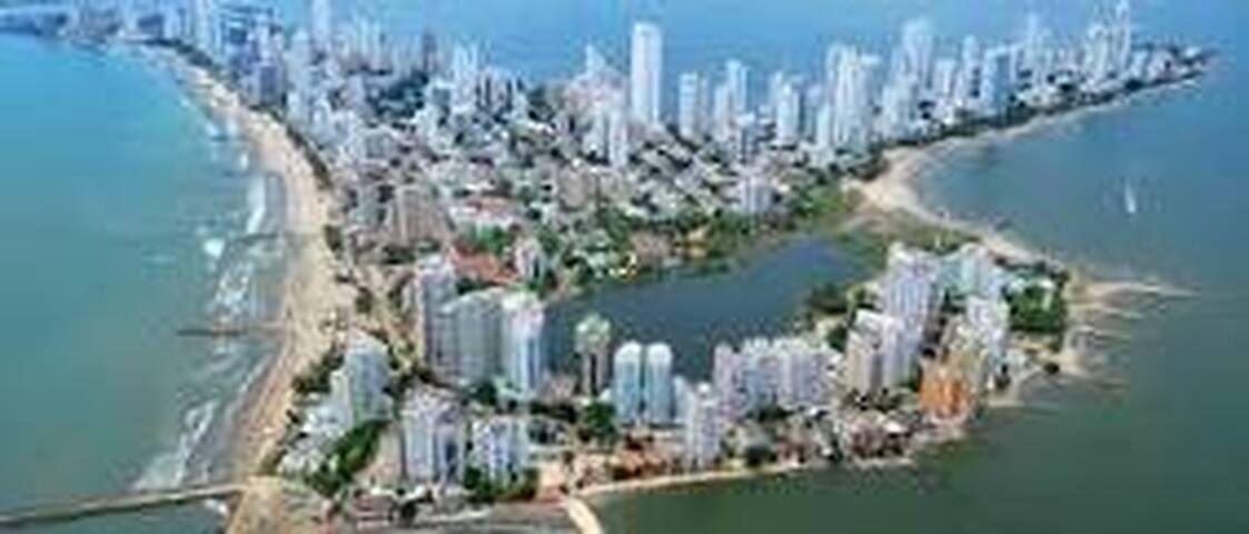 Apartamento Cartagena - Cartagena - Daire