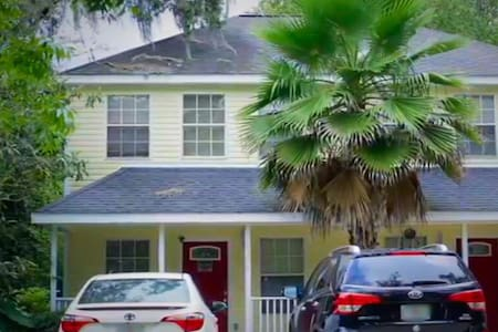 Cozy & Convenient Midtown Residence - Tallahassee