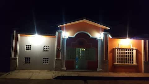 Casa del Profe Fidel