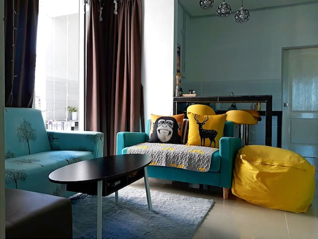 Kathy's Homestay 3R2B Apartment Georgetown Penang