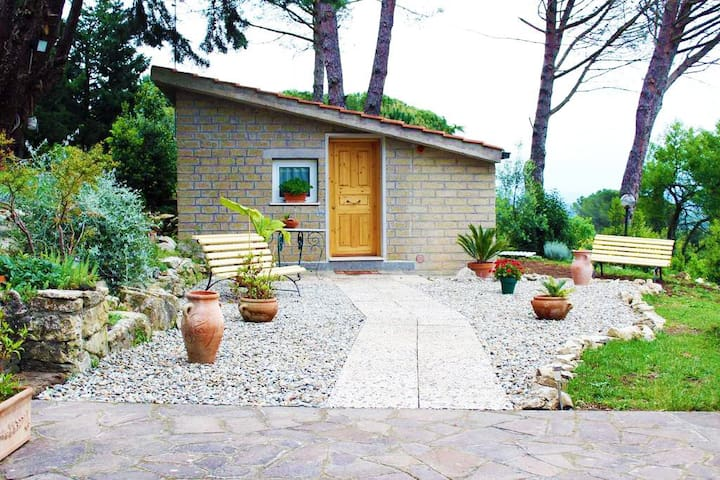 B&B Suite indipendente con giardino a Sutri