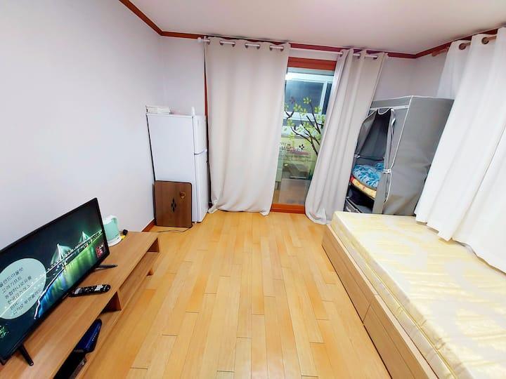 (305)김포시청 및 사우역 인근의 독립공간 원룸