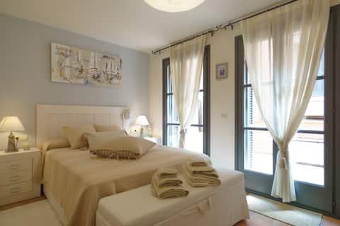 Apartamento de verano centrico con terraza