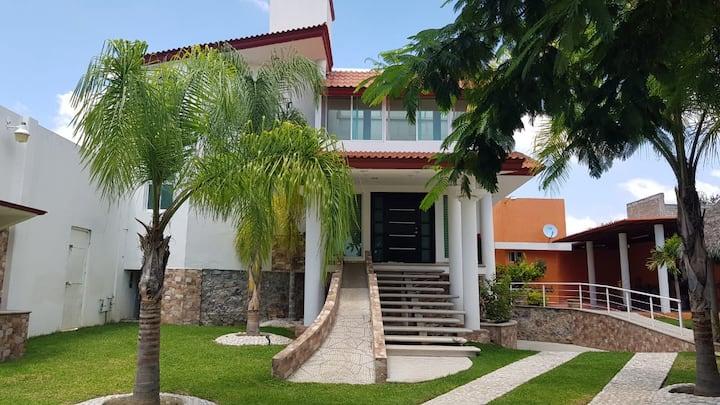 Hermosa Casa de Descanso en Cañaverales