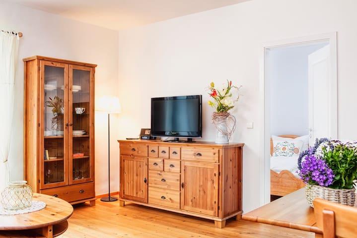 Landhaus-Apartement zum Wohlfühlen - Dresden  - Appartement