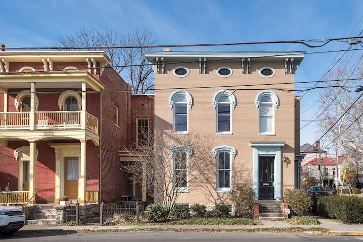 Charming Historic House Downtown Lexington