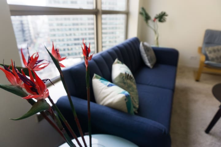 Downtown 1 bedroom - New, discounted!
