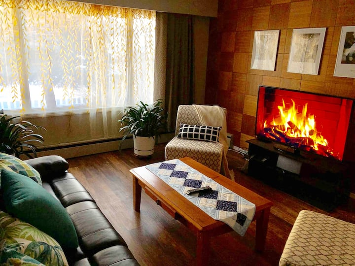 Royal Alex  reno'd  1200sft private suite longterm