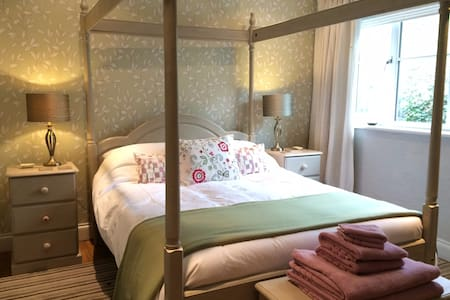 Lovely B&B with lounge, kitchenette & terrace - Newton Ferrers - Bed & Breakfast