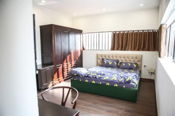 a beautifull cozy room