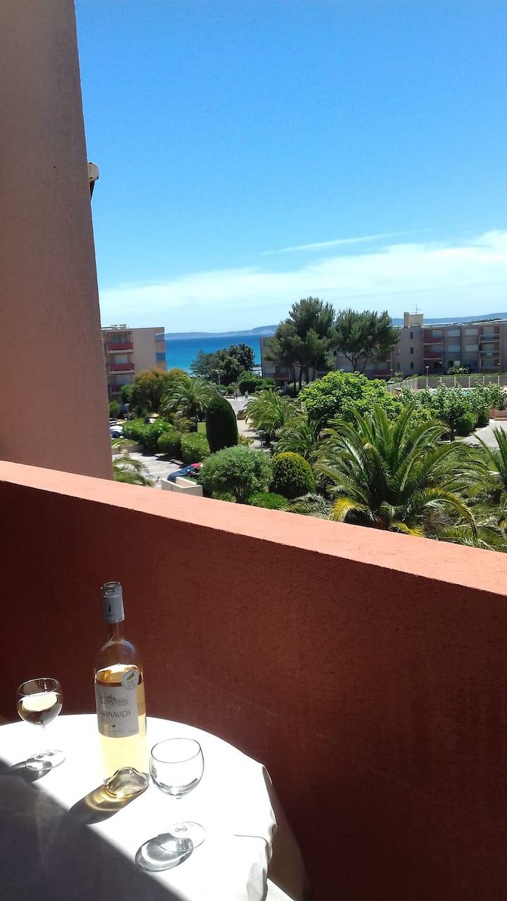 Entre plages et collines provençales
