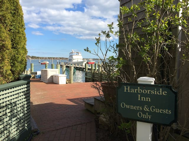 Martha's Vineyard-The Harborside Inn, Memorial Day - Edgartown - Timeshare (propriedade compartilhada)