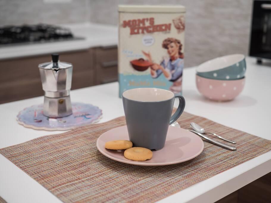 angolo colazione - breakfast bar