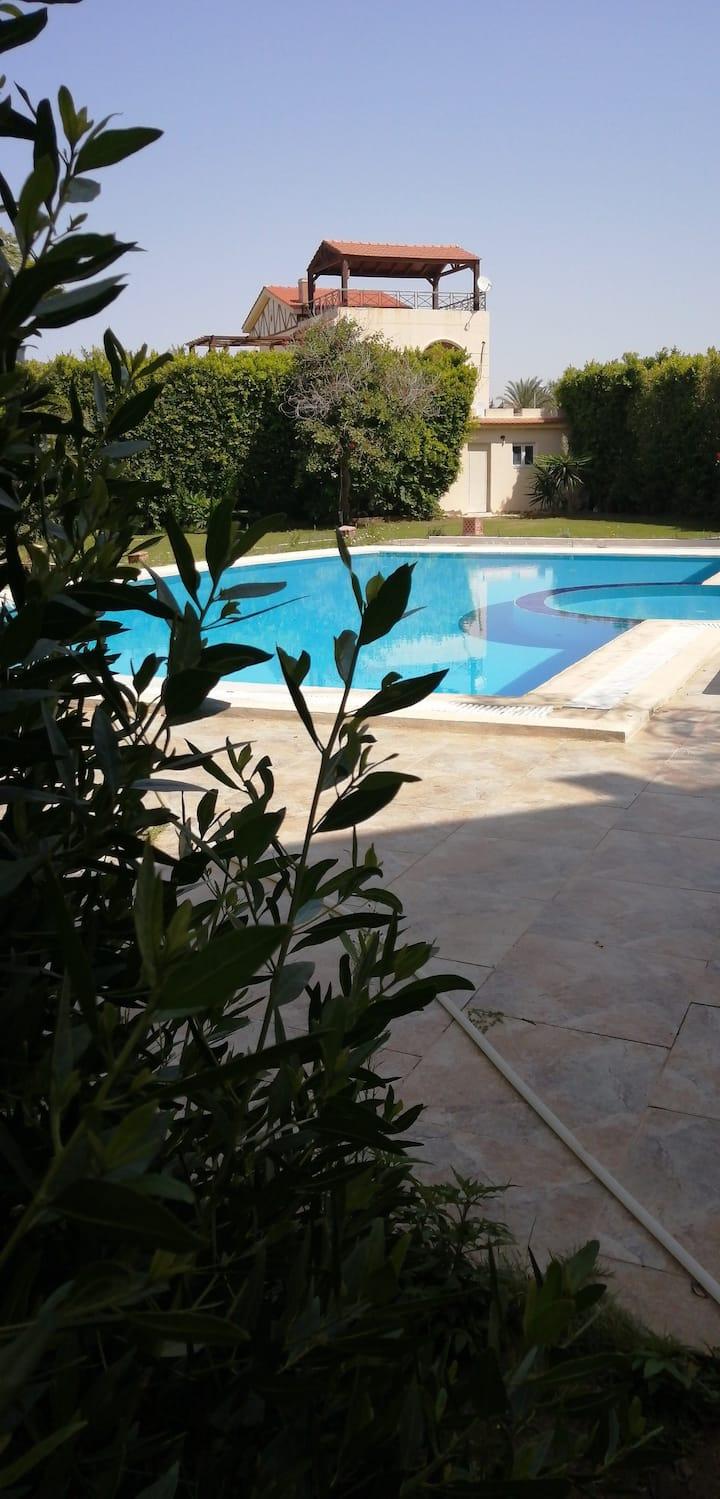 Villa de la Fontaine