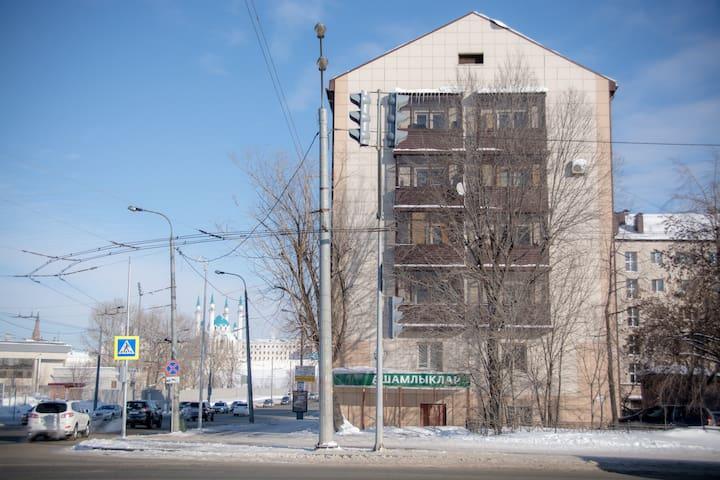 Хорошая 1-комнатная в центре города Казани. - Kazan - Pis