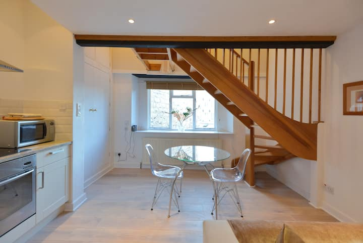The loft grade 2 listed central apartment