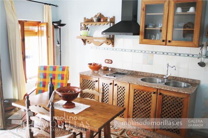 Apartamento rural Río