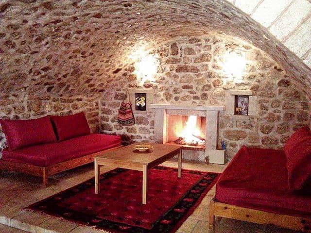 Παραδοσιακό πέτρινο διαμέρισμα 1! - Dimitsana - Lägenhet