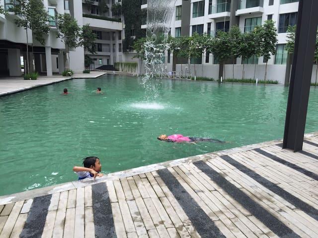 UPM Serdang Homestay Univ360 - Free WiFi & 1 Park