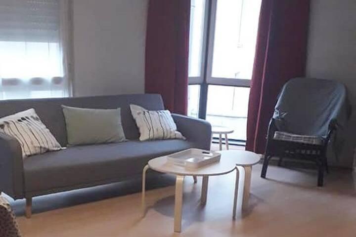 Appartement F2 au cœur de la ville de Metz