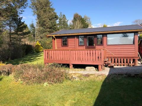 Snowdonia Log Cabin