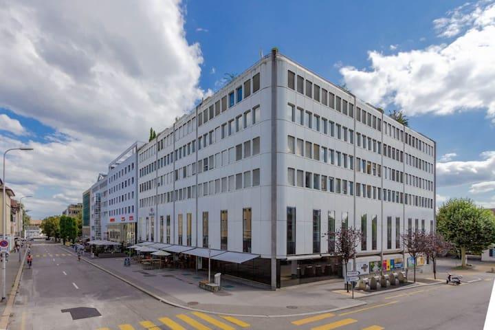 Modern möbliertes Studio Stadtzentrum + free Wifi