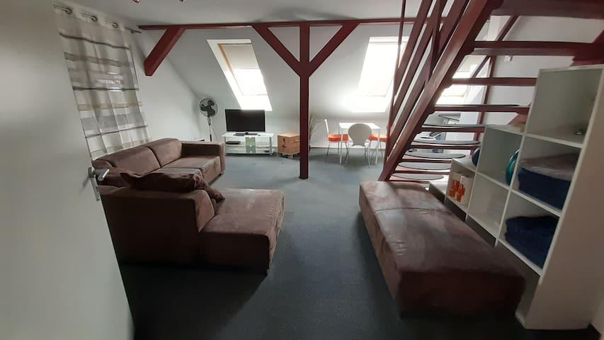 Affoltern a.A. Dachwohnung/ Attic apartement