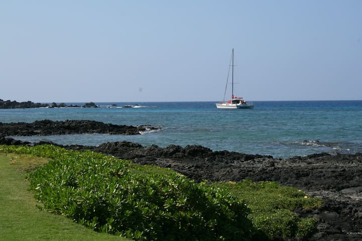 Palm Villas at Mauna Lani Resort