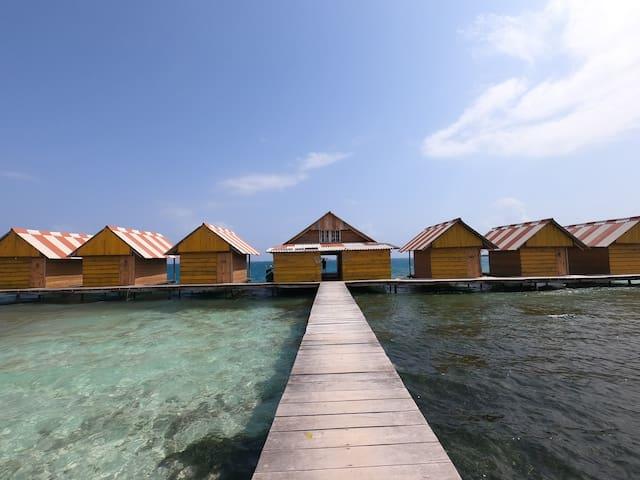 Enjoy San Blas Panamá, Isla Wailidup y Diablo
