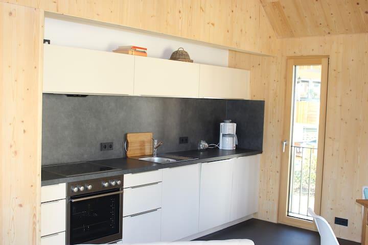 Dorfschmiede Amboss - Hüttlingen - Huoneisto