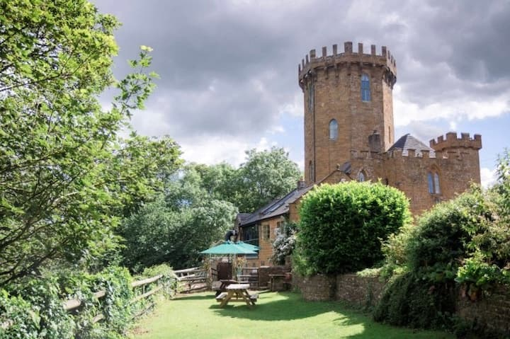 Private Castle in the North Cotswold.
