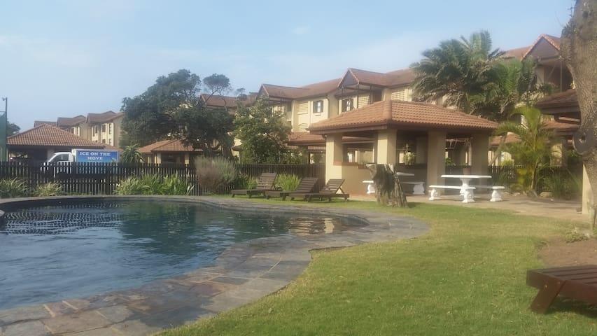 Holiday place Bondi Beach Shelly Beach KZN - Margate - Lägenhet