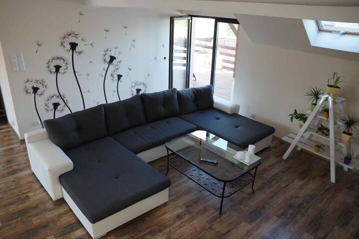 Rodzinny Apartament Na Mazurach w Mikołajkach