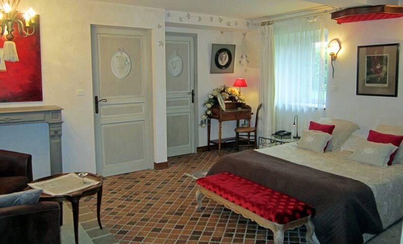 Avaugour , suite familiale - Planguenoual - Castle
