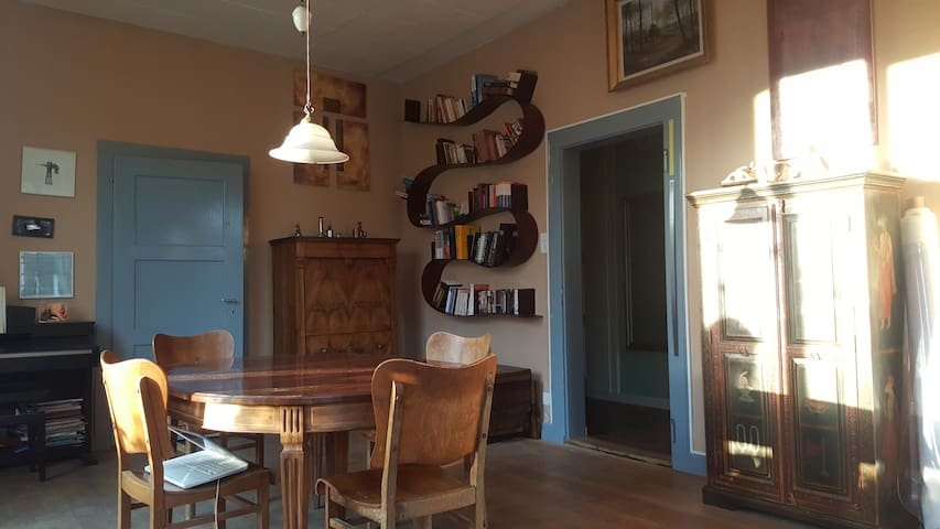 Cosy 20 sq meter room: 6 min from the Station