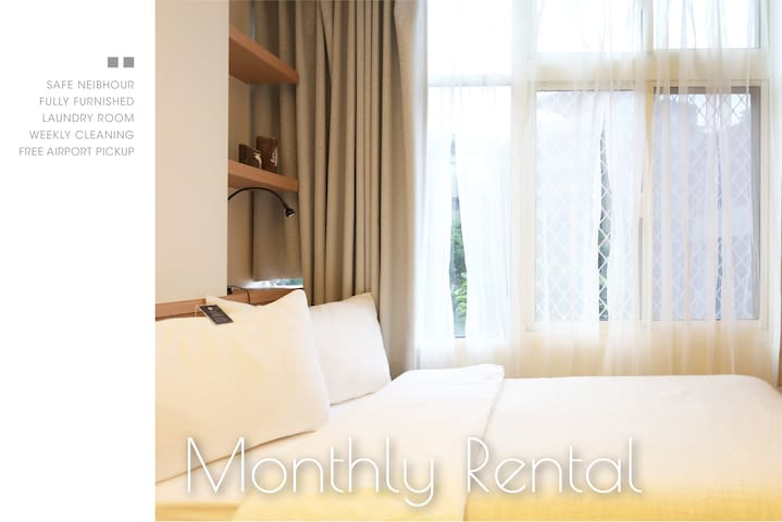 #C_TAIPEI101 & XiangShan MRT|台北世貿|Monthly Rental