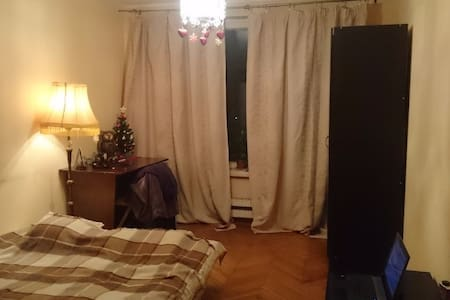 1-комнатная квартира на Новогодние праздники - Moskva
