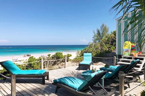 Kelly Krest  Beachfront Home, with Panoramic views