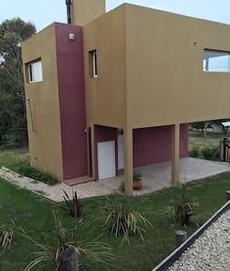 Modernas casas frente a la playa - Playa Chapadmalal - Kabin