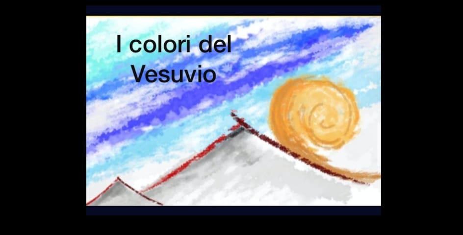 I colori del Vesuvio