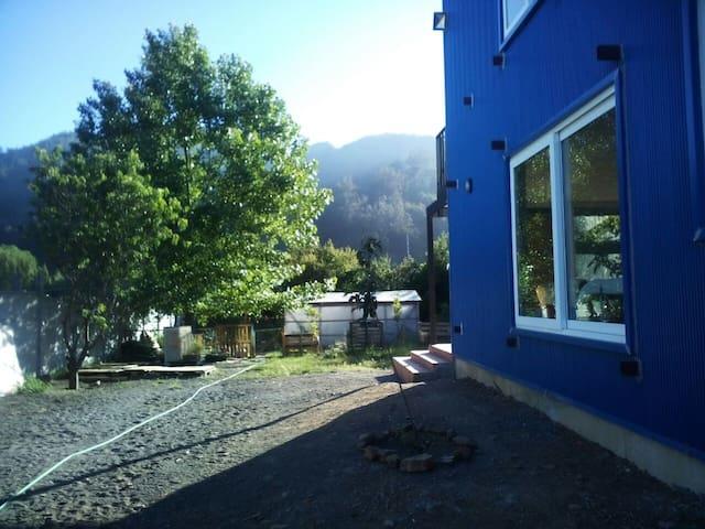 Casa Azul entorno natural a minutos de Concepción - Chiguayante - Casa