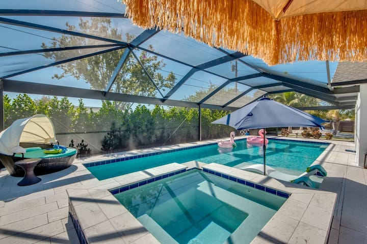 Roelens Vacations - Villa Dolphins Paradise - Cape Coral