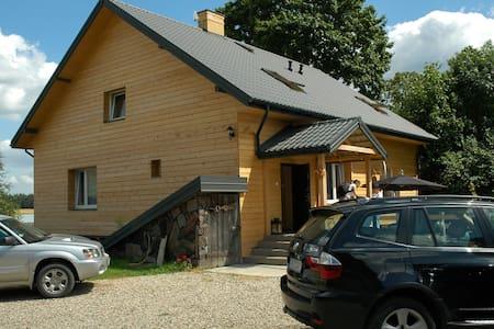 Przystanek Rospuda 1 - Na Zachód - Sucha Wieś - 獨棟