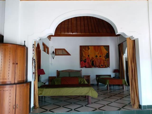 Rumah Shanty Batur Lake View