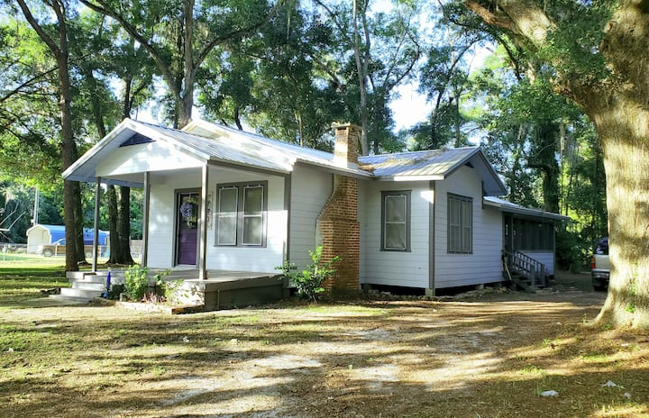 Eclectic Haven in the''heart'' of Levy Co
